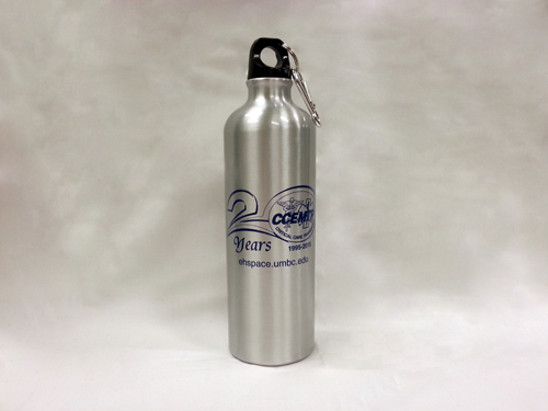 CCEMTP 20th Aniversary Water Bottle